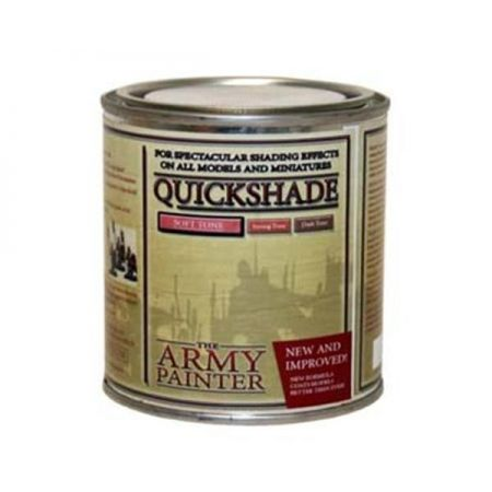 "Army Painter: Ombreggiatura Rapida ""Quick Shade SOFT"", tonalità LEGGERA - 250ml"