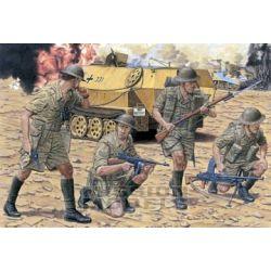 Dragon 6390 BRITISH 8TH ARMY INFANTRY (EL ALAMEIN 1942)