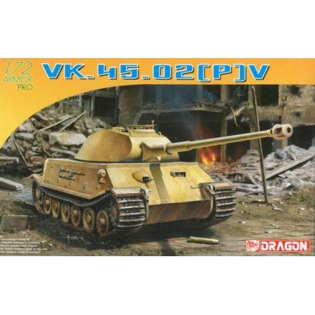 DRAGON 7492 VK.45.02(P)V 1/72