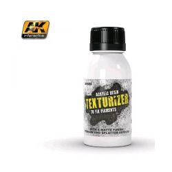 AK INTERACTIVE resina acrilica per miscelazione pigmenti effetto fango 100ml