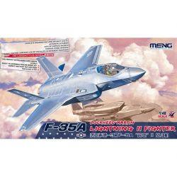 MENG MODEL Lockheed Martin F-35A Lightning II Fighter