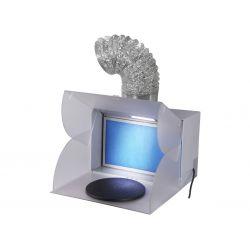 Cabina di verniciatura portatile con aspirazione Fengda® BD-512