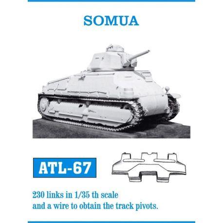 FRIULMODEL ATL-67 SOMUA