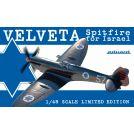 EDUARD 11111 Velveta / Spitfire for Israel 1/48