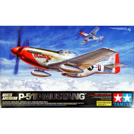 TAMIYA 60322 North American P-51D Mustang