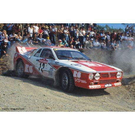 """HASEGAWA Lancia 037 Rally """"1983 San Remo Rally"""""""