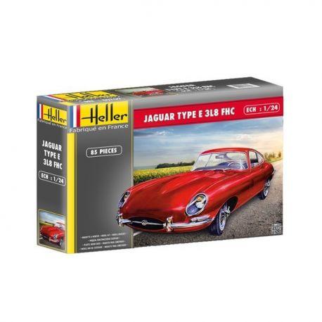 Heller 80709 Jaguar type E 3L8
