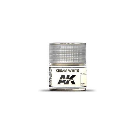 AK REAL COLORS CREAM WHITE