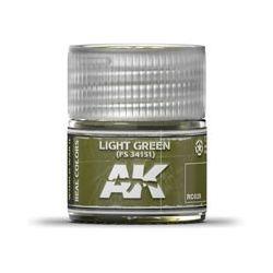AK REAL COLORS LIGHT GREEN FS 34151