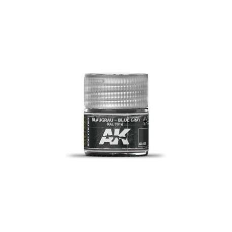 AK REAL COLORS BLUE GREY RAL 7016