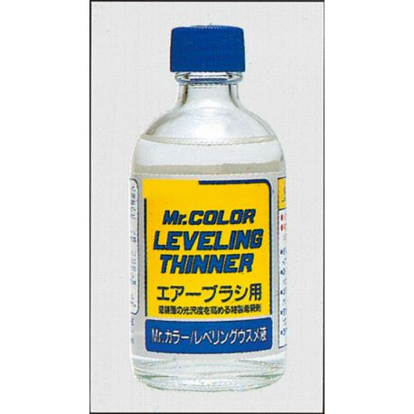 MR COLOR LEVELING THINNER, 110ml