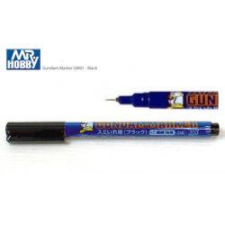 MR HOBBY GUNDAM MARKER BLACK GMS01
