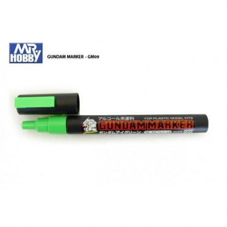 MR HOBBY GUNDAM MARKER EYE GREEN GM09