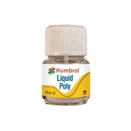 Humbrol Liquid Poly - 28ml Bottle