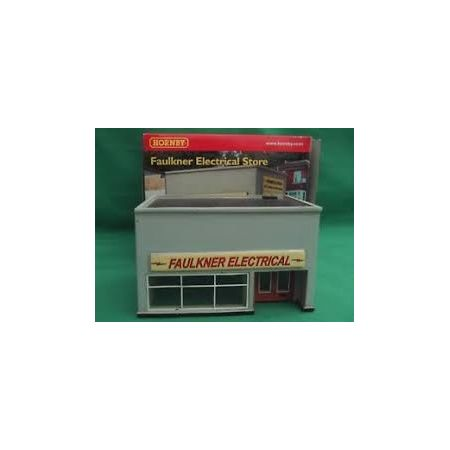 HORNBY R8749 FABBRICATO COMMERCIALE MODERNO