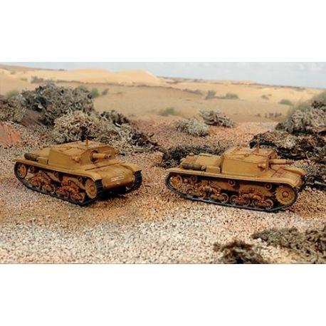 ITALERI 7519 SEMOVENTE M40 da 75/18 FAST ASSEMBLY