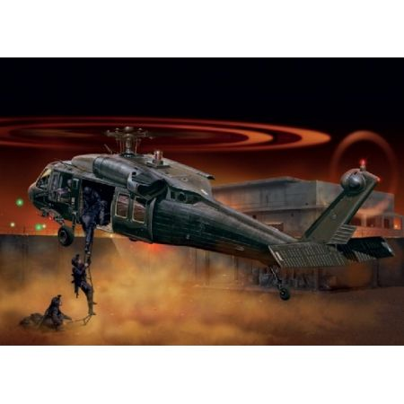 ITALERI 2706 UH - 60 / MH - 60 BLACK HAWK
