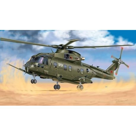 ITALERI 1316 Agusta-Westland AW101 Merlin HC 3