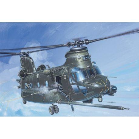 ITALERI 1218 MH - 47 E SOA CHINOOK Helicopter