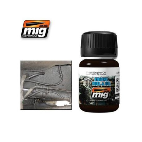 AMMO OF MIG: fresh engine oil