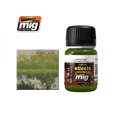 AMMO OF MIG: colature chiare di muschio