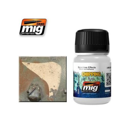 AMMO OF MIG:scratches effects