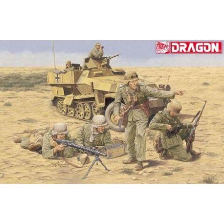 Dragon 6389 Afrika Korp Panzergrenadier El Alamein 1942