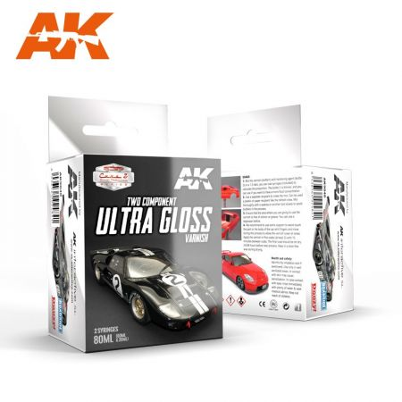 AK INTERACTIVE 9040 Ultra Gloss Varnish