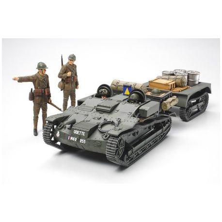 TAMIYA 35284 FRENCH ARMORED CARRIER UE
