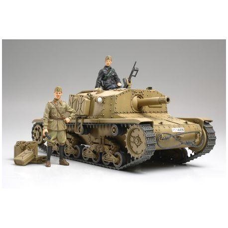 TAMIYA 35294 ITALIAN SP GUN SEMOVENTE M40
