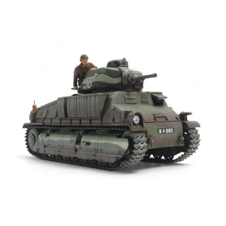 TAMIYA 35344 French Medium Tank SOMUA S35