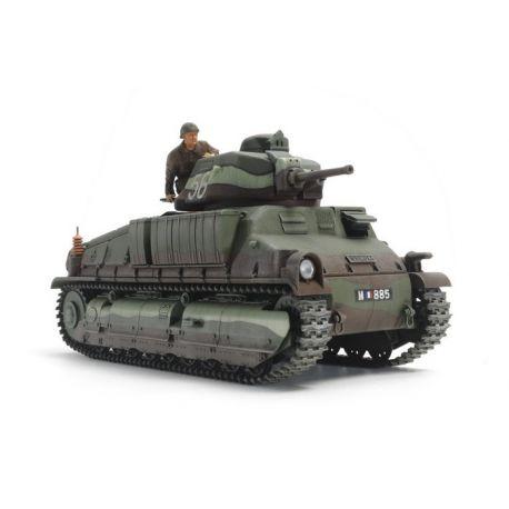 TAMIYA 35344 French Medium Tank SOMUA S35