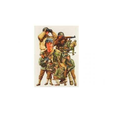TAMIYA 32513 AMERICAN INFANTRY WWII 1/48