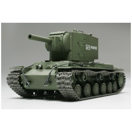 TAMIYA 32538 RUSSIAN KV-2 GIANT