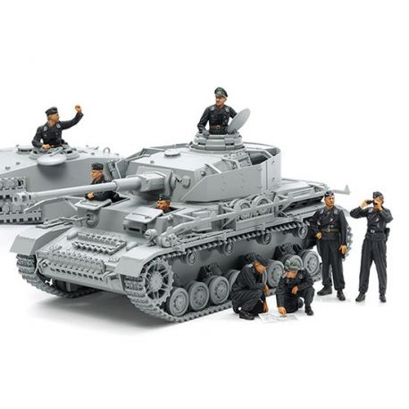 Tamiya 35354 Wehrmacht Tank Crew Set