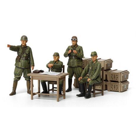 Tamiya 35341 Japanese Army Officer Set