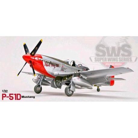 ZOUKEI-MURA SWS04 P-51D Mustang