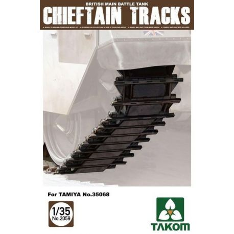 Takom 2059 Chieftain Tracks