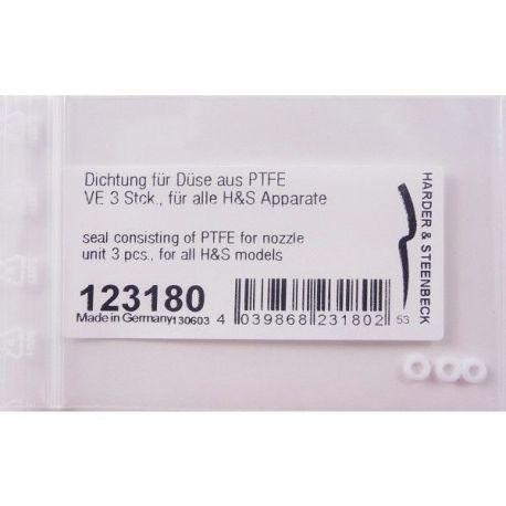 Harder & Steenbeck 123180 Guarnizione PTFE per ugello