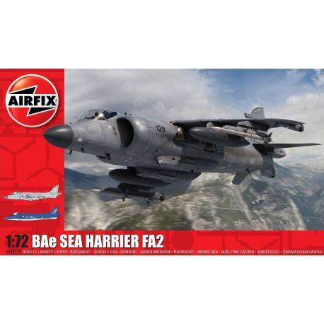 AIRFIX A04052A BAe Sea Harrier FA.2