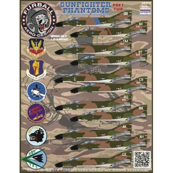 Furball Aero-Design 48030 Gunfighter Phantoms Part II
