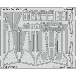 EDUARD 48949 Fw 190A-5 1/48