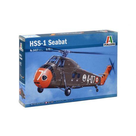 ITALERI 1417 HSS-1 SEABAT 1/72