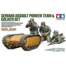TAMIYA 35357 GERMAN PIONEER & GOLIATH SET