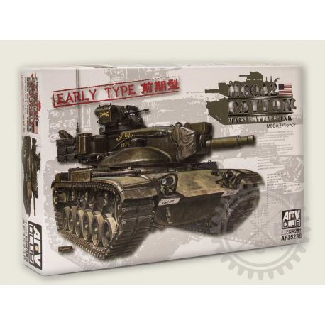 AFV CLUB 35238 M60A2 Patton
