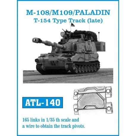 FRIULMODEL ATL-140 M108 / M109 / PALADIN T-154 Type track
