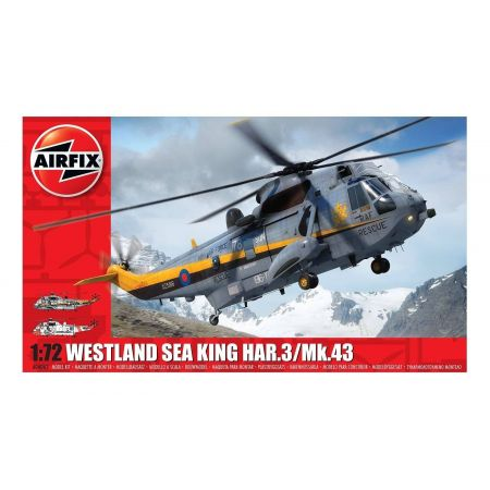 AIRFIX A04063 Westland Sea King HAR.3/Mk.43 1:72