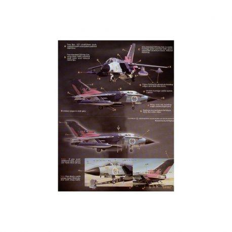 ZOTZ 48010 Panavia Tornado IDS (1) Italian Air Force 50 Stormo 155 Gruppo