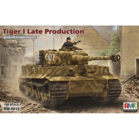 RYE FIELD MODEL 5015 Tiger I late Production