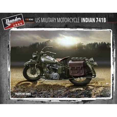 THUNDER MODEL 35003 US Military Indian 741B (2 kit per scatola)